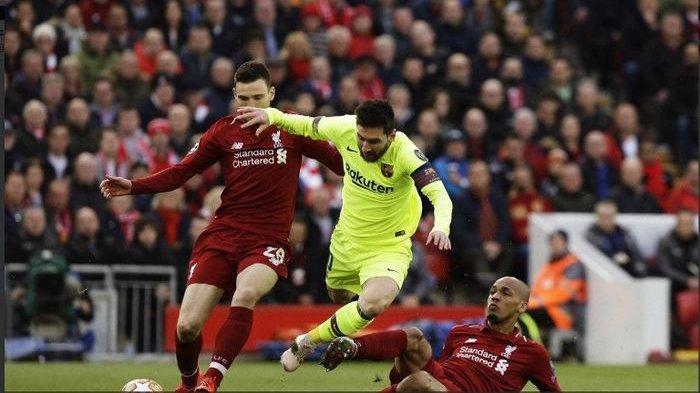 Jadwal Liga Champions Pekan Ini:Barcelona Vs Muenchen, Liverpool vs AC Milan, hingga Inter vs Madrid