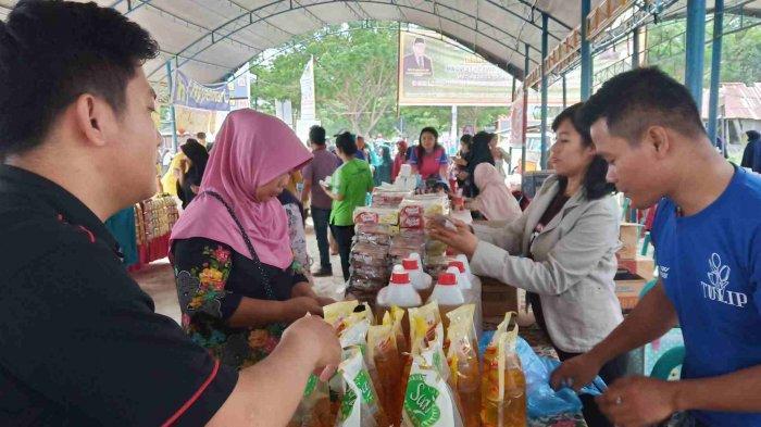 Sambut Ramadan 2019, Pemprov Sulawesi Tengah Gelar Pasar Murah di Kelurahan Palupi