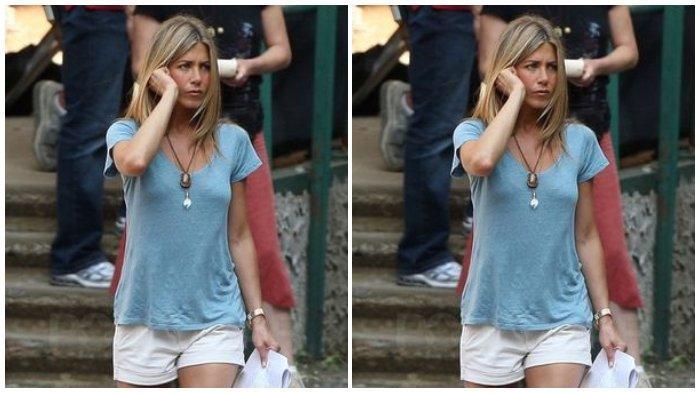 Ingin Punya Perut Rata Seperti Aktris Jennifer Aniston? Begini Caranya