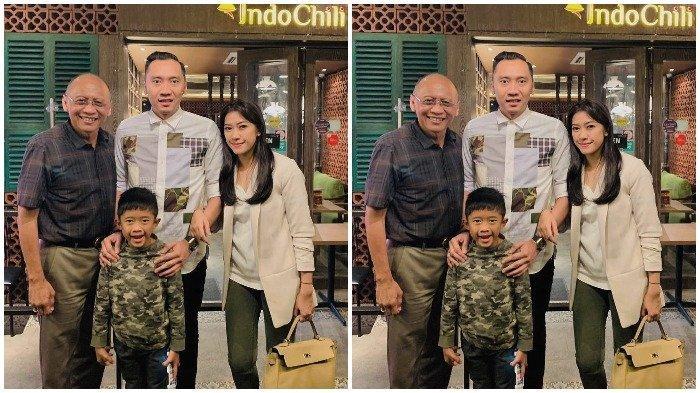 Pramono Edhie Wibowo Meninggal Dunia, Ibas Yudhoyono Ungkap Kata Terakhirnya untuk sang Paman