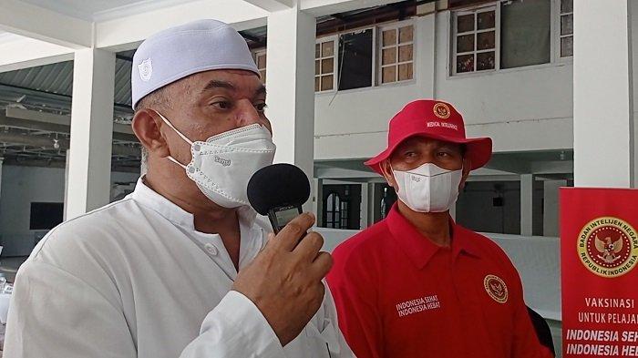 Habib Shaleh Aljufri Harap Jokowi Bisa Berkunjung ke Alkhairaat Palu