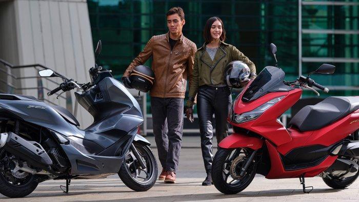 Metic 160 CC Pertama, All New Honda PCX 160 Mengaspal di Sulteng, Ini Harga dan Spesifikasinya