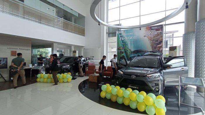 All New Raize Mejeng di Hasjrat Toyota Palu, Cek Harga dan Penawaran Menariknya