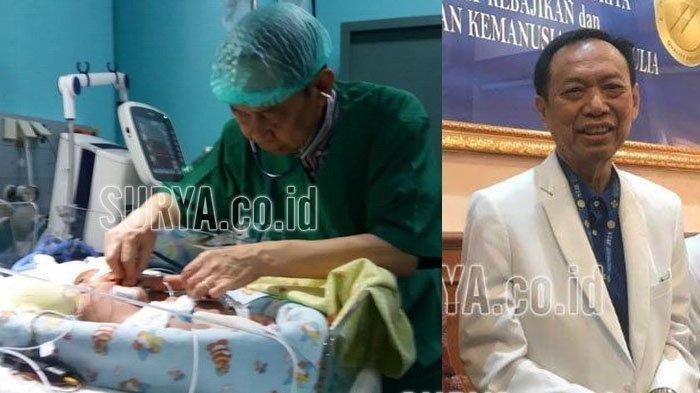 dr Agus Harianto SpA (K) Meninggal Dunia, Pernah Tangani 100 Kasus Bayi Kembar Siam