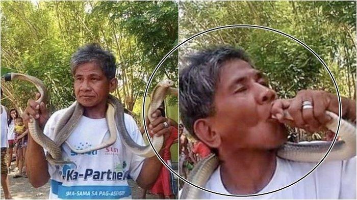 Berita Populer Nasional: Pawang Ular Tewas Usai Cium King Cobra hingga Curhat Edhy Prabowo