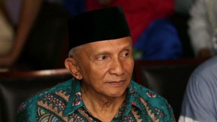Dicoret dari PAN, Amien Rais Disebut Bakal Buat Partai Tandingan di Bulan Desember