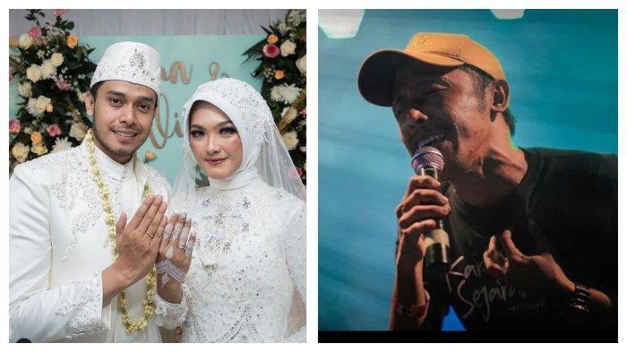 Rinjani 'Tukang Ojek Pengkolan' Gelar Resepsi Pernikahan, Mas Pur: Pamer Bojo Anyar Neng Ngarepku