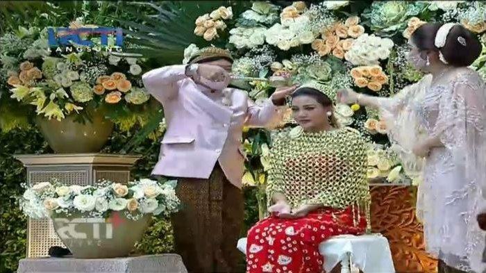 Foto-foto Siraman Aurel Hermasyah Jelang Pernikahannya dengan Atta, Anang: Kamu Harus Ikut Suamimu