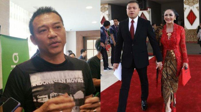 Krisdayanti Resmi Jadi Anggota DPR, Raul Lemos Beri Ucapan Manis, Mantan Suami Beri Pesan Ini