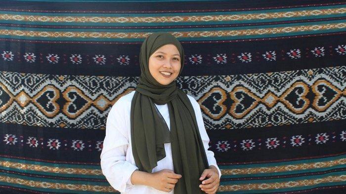 Mahasiswi Cantik ini Harap Wali Kota Terpilih Dukung Karya Generasi Millenial