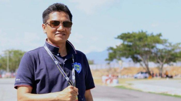 Andi Nur B Lamakarate, ketua IMI Sulteng
