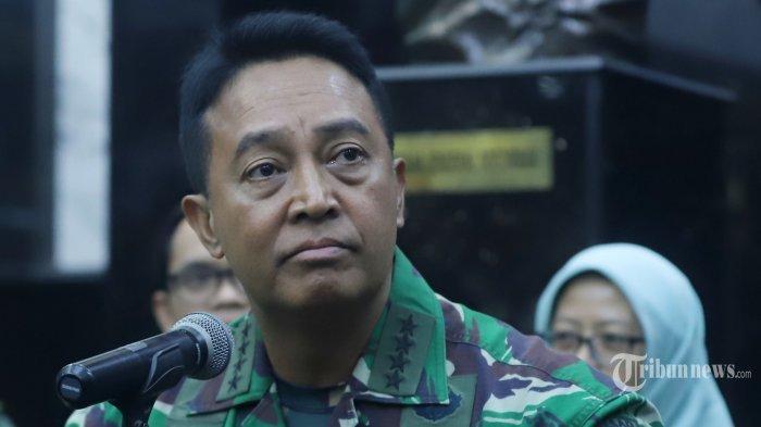 Viral Pidato 4 Menit Jenderal TNI Andika Perkasa: Sampai Saya Terima Laporan, Awas!