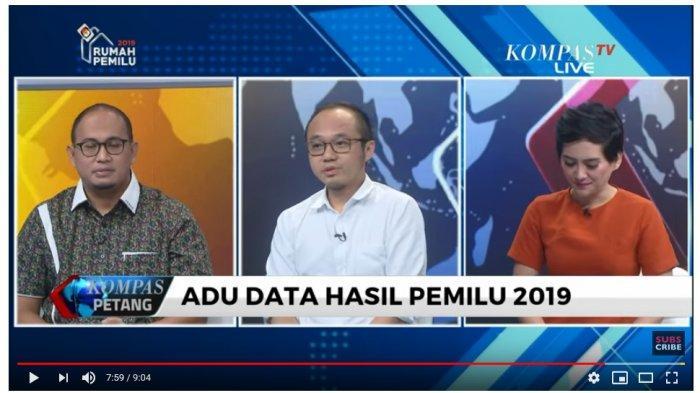 BPN Prabowo-Sandi Sebut Kecurangan Terjadi di Pilpres, Ini Tanggapan Yunarto Wijaya