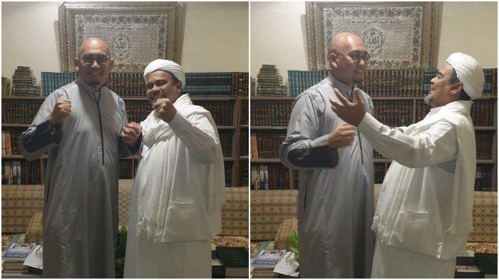 Bertemu Habib Rizieq Shihab, Andre Rosiade: Beliau Titip Pesan untuk Bongkar Jiwasraya