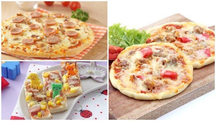 Aneka Resep Kreasi Burger dan Pizza Sehat dan Mudah, Bisa Jadi Pilihan Menu Makanan untuk Anak Anda