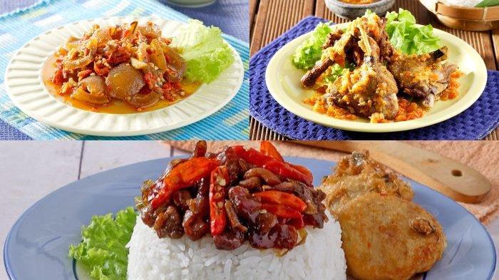 Aneka Resep Membuat Masakan Super Pedas: Kikil Mercon hingga Bebek Goreng Sambal Mercon