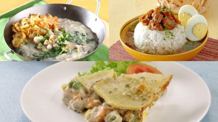 Aneka Resep Menu Sarapan yang Mudah Dibuat, Bubur Goreng Hingga Sausages and Potato Casserole