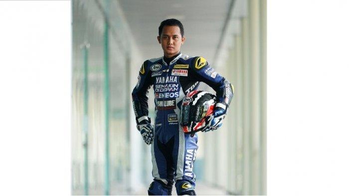 Jadi Pembalap Pertama Sulawesi Tengah yang Go Asean, Anggi Setiawan: Ini Hobi Saya Sejak Kecil