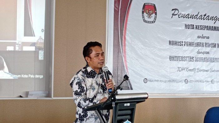 KPU Sulteng Mengaku Kesulitan Rekrut Petugas KPPS Pemilu 2024