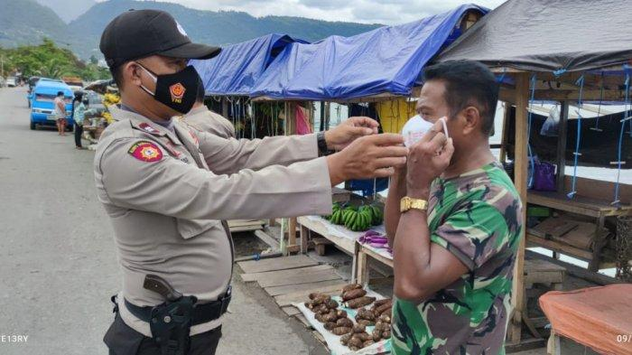 Berita Populer Sulteng: Banggai Masuk Wilayah PPKM 4 hingga Penumpang Kapal di Pantoloan Berkurang