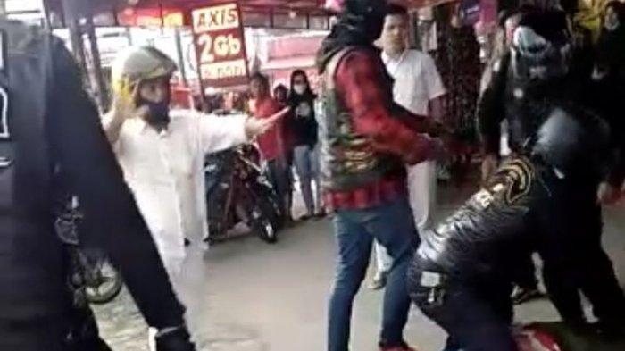 Viral Klub Moge di Bukittinggi Keroyok Polisi hingga Babak Belur, Pelaku Sudah Diproses