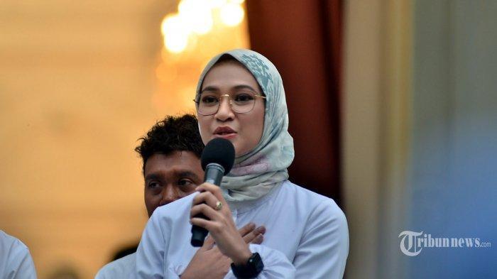 Jadi Staf Khusus Presiden dengan Gaji Rp51 Juta, Angkie Yudistia: Tujuan Kami Bukan karena Gaji