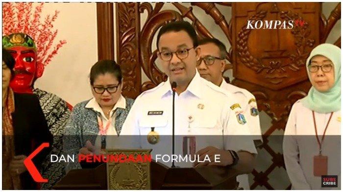 Anies Baswedan Usulkan Karantina Wilayah ke Pemerintah Pusat: Kondisi Jakarta Sudah Mengkhawatirkan