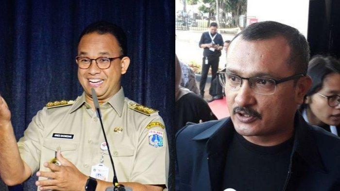 Desak Anies Penuhi Panggilan KPK, Ferdinand Hutahaean: Jantan Dong, Hadapi dengan Berani