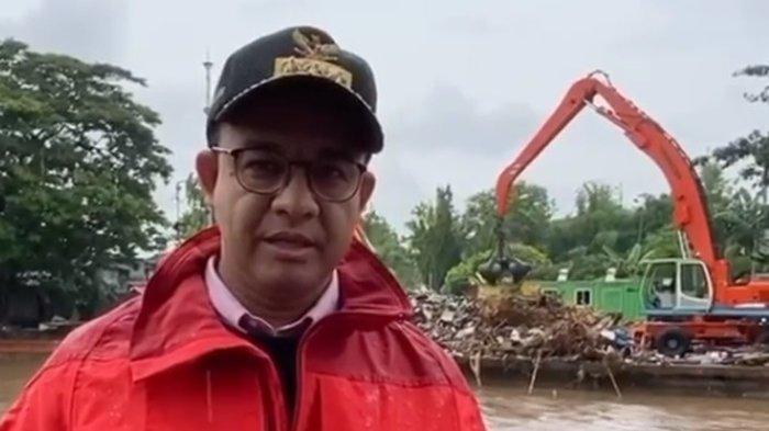 Dituding Gagal Cegah Banjir di Jakarta, Anies Baswedan Dituntut Minta Maaf ke Warganya