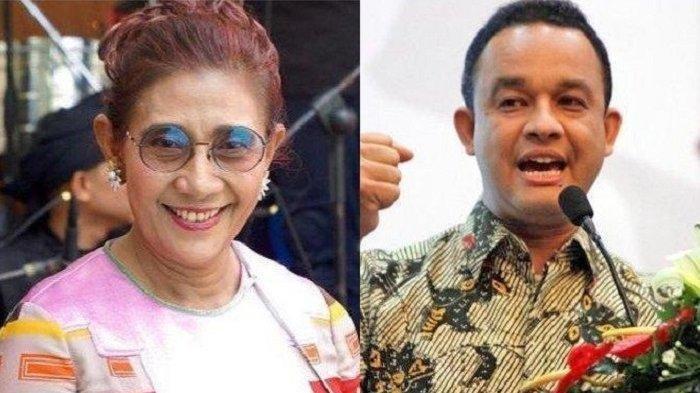 Kalahkan Prabowo Subianto di Polling Pilpres, Anies Baswedan Diisukan Maju Bersama Susi Pudjiastuti