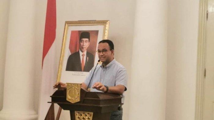 Adakan Operasi Pasar Cabai dan Bawang Putih, Anies Baswedan Minta Warga Bersyukur Tinggal di Jakarta
