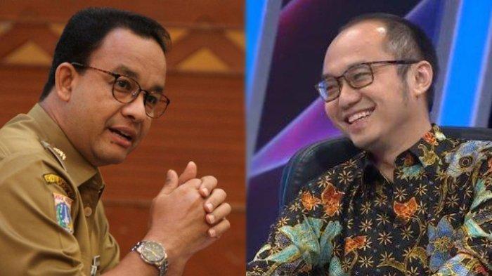 Soroti Pernyataan Anies Soal Banjir Jakarta, Yunarto Wijaya: Angkat Tangan Nggak Kritik Pak Gub Lagi