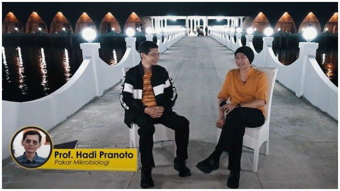 Konten Obat Covid-19 Berujung Permintaan Maaf, Ini Awal Mula Perkenalan Anji dengan Hadi Pranoto