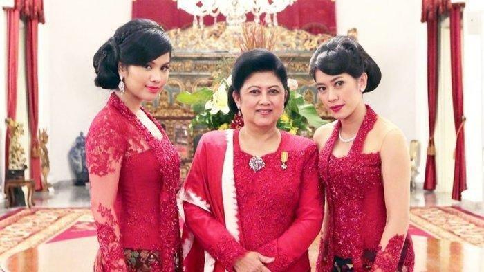Unggah Foto Bersama Ani Yudhoyono & Aliya Rajasa, Annisa Pohan: Kami Pendamping Pria Yudhoyono