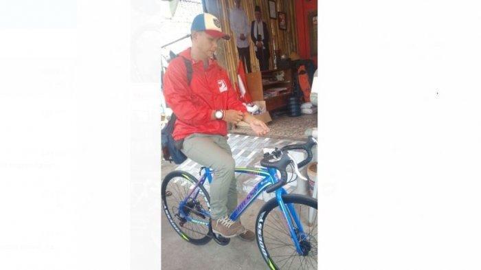 Cerita Anggota DPRD di Solo Pilih Gunakan Sepeda dan Motor Kreditan ke Kantor Ketimbang Mobil