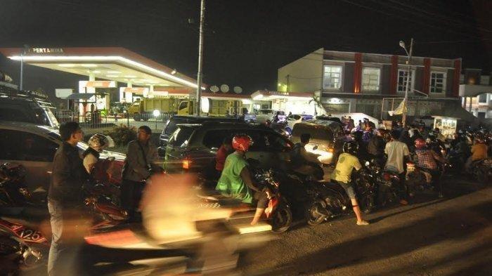 Sempat Langka, Pertamina Salurkan 80.000 liter BBM ke Kota Palu