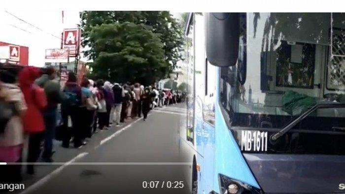 Unggah Video AntreanPanjang, Hotman Paris Soroti Pembatasan Operasional Transportasi Umum di DKI