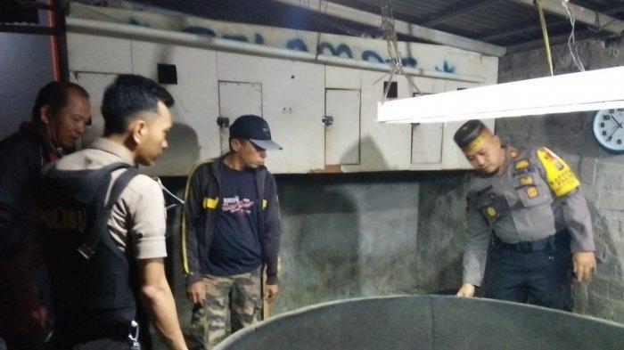 Polisi dan Masyarakat Bongkar Tempat Sabung Ayam di Palu, Para Pelaku Berhasil Kabur