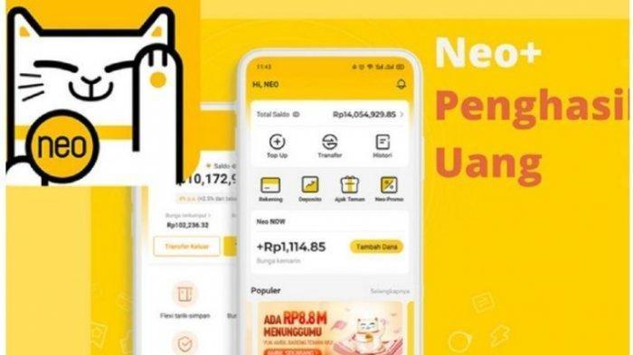 Mau Dapat Uang Rp 200 Ribu Sehari? Download Aplikasi Penghasil Uang Neo+ dan Ikuti Cara Berikut