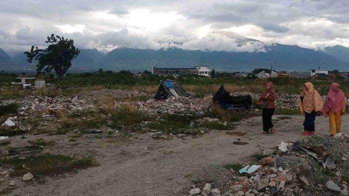 Palu Hari Ini: 10 Bulan pascabencana Palu, Lokasi Likuifaksi Petobo Dikunjungi Sejumlah Orang