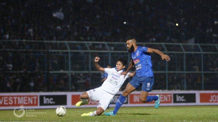 Hasil Liga 1 2020: Arema FC vs Persib Bandung,Persib Sukses Tumbangkan Singo Edan di Kandang Sendiri