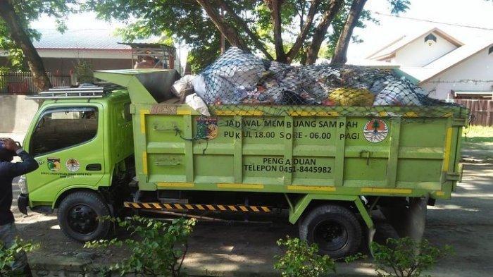 3 Armada Pengangkut DLH Palu Rusak, Pelayanan Sampah Jadi Terhambat