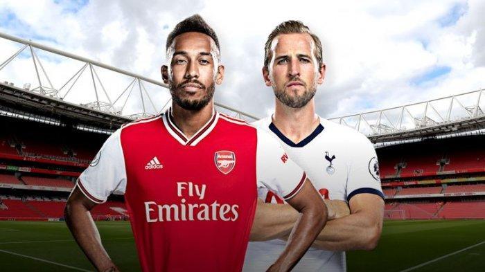 Jadwal Siaran Langsung Liga Inggris, Arsenal vs Tottenham Pukul 22.00 WIB Live di TVRI dan Mola TV