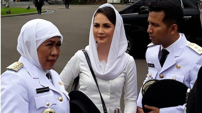 Kunjungi Rumah Wagub Jawa Timur, Sahrul Gunawan Ungkap Perubahan Arumi Bachsin