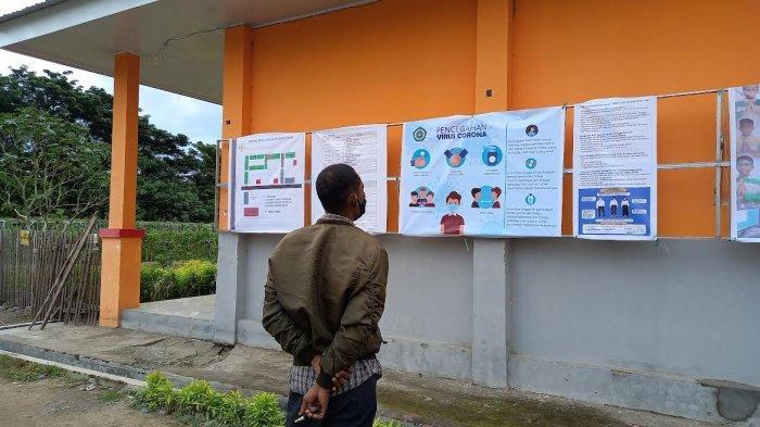 Seleksi CPNS dan PPPK di Sigi, Dinkes Buka Pos Layanan Antigen