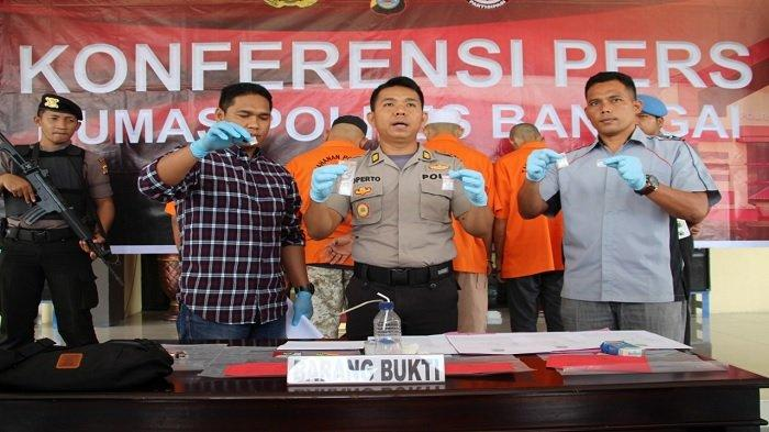 Dua ASN di Kabupaten Banggai, Sulteng Ditangkap karena Terlibat Kasus Narkoba