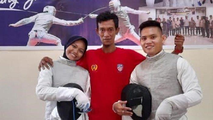 Atlet Anggar Sulteng Perbanyak Latihan Teknik Jelang PON Papua