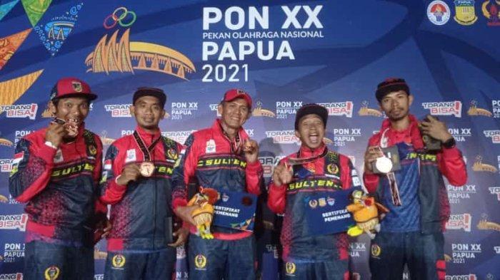 Cabor Paralayang Sulteng Raih Medali Perunggu di PON Papua, Ini Komentar Pelatihnya