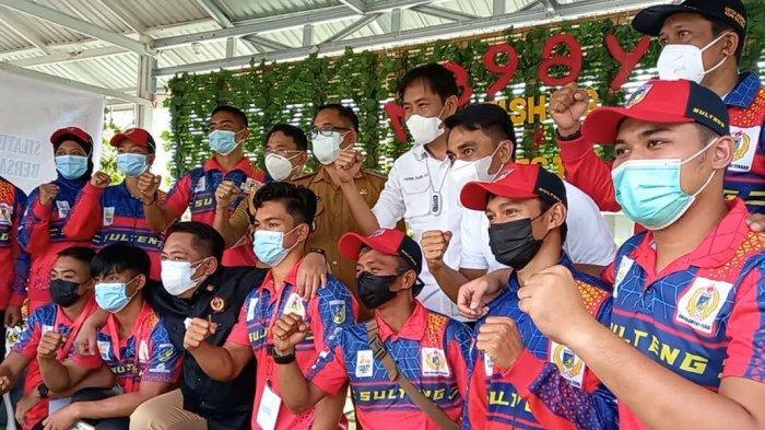Pemkab Janjikan Bonus Rp 50 Juta untuk Atlet Sigi Peraih Medali di PON Papua