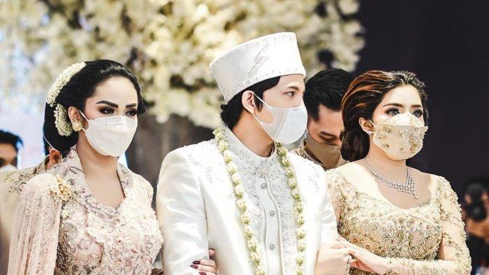 Atta dan Aurel Resmi Jadi Suami Istri, Krisdayanti Beri Pesan: Mengantar Hanya Sampai Dermaga
